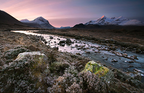 Sligachan Dawn by Freddie Ridge