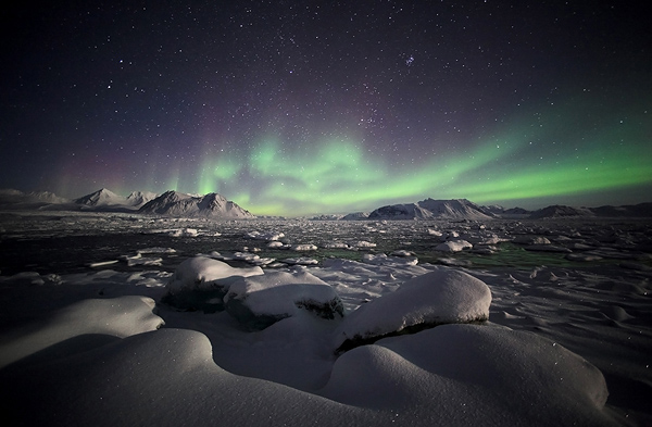Northern Lights by Witek
